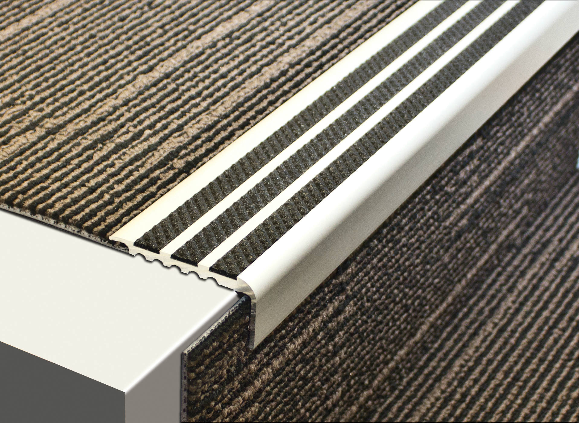 Uncategorized Stair Carpet Nosing stairnosing carpeted stairs aa346 aa346
